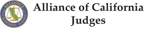 Alliance of California Judges